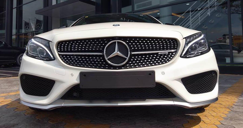 Mercedes-AMG C43 Coupe giá 4,2 tỷ đầu tiên về Việt Nam - Hình 2