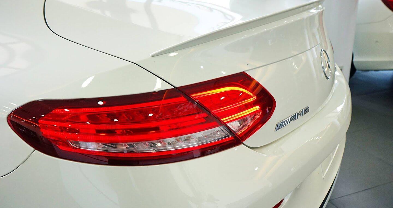 Mercedes-AMG C43 Coupe giá 4,2 tỷ đầu tiên về Việt Nam - Hình 5