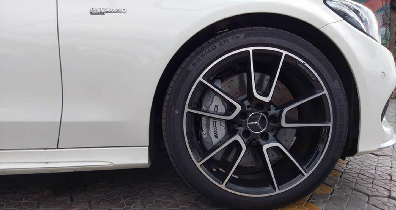 Mercedes-AMG C43 Coupe giá 4,2 tỷ đầu tiên về Việt Nam - Hình 6