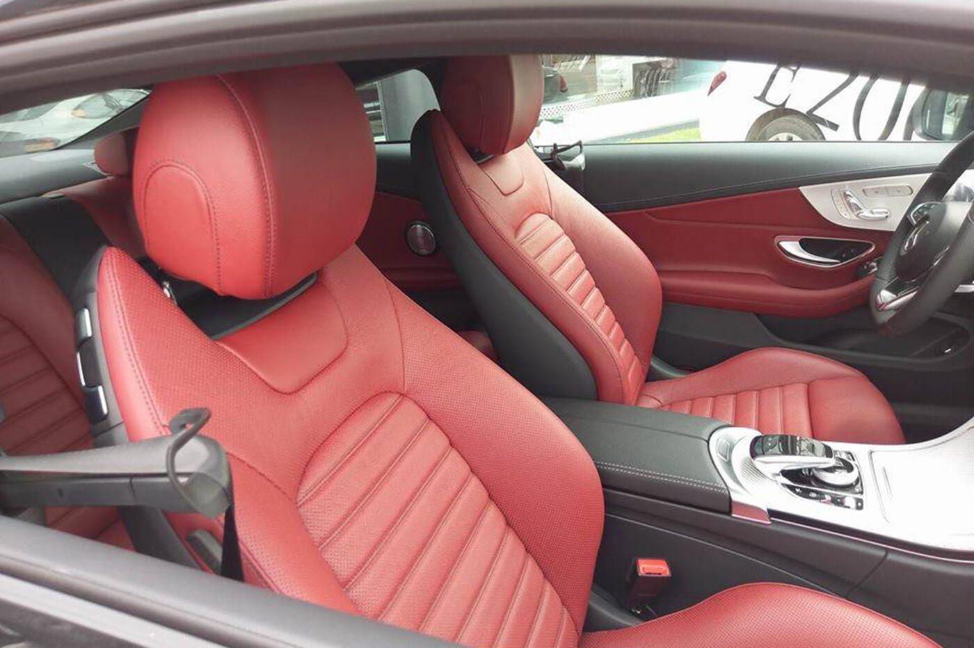 Mercedes-AMG C43 Coupe giá 4,2 tỷ đầu tiên về Việt Nam - Hình 13