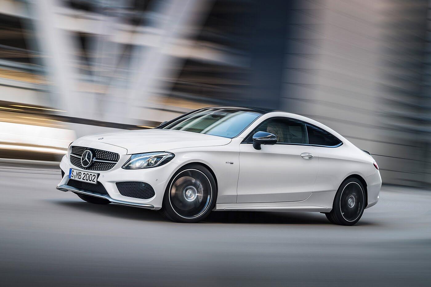 Mercedes-AMG C43 Coupe giá 4,2 tỷ đầu tiên về Việt Nam - Hình 16