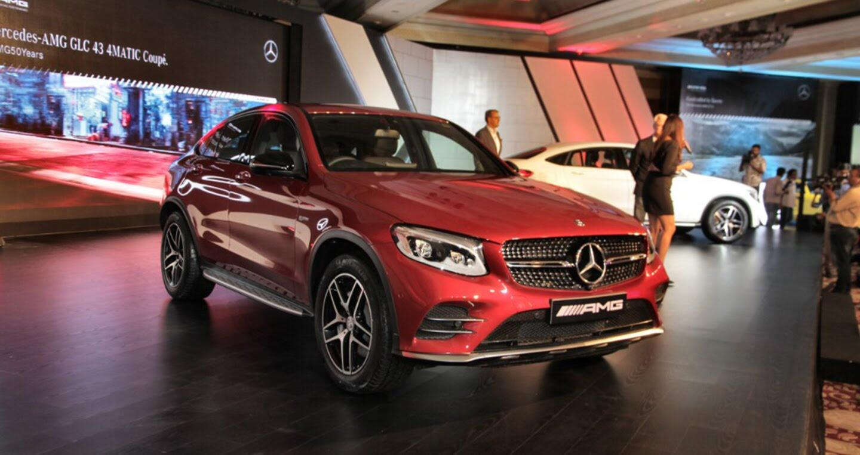Mercedes-AMG GLC 43 4MATIC Coupe ra mắt, giá 116.000 USD - Hình 1