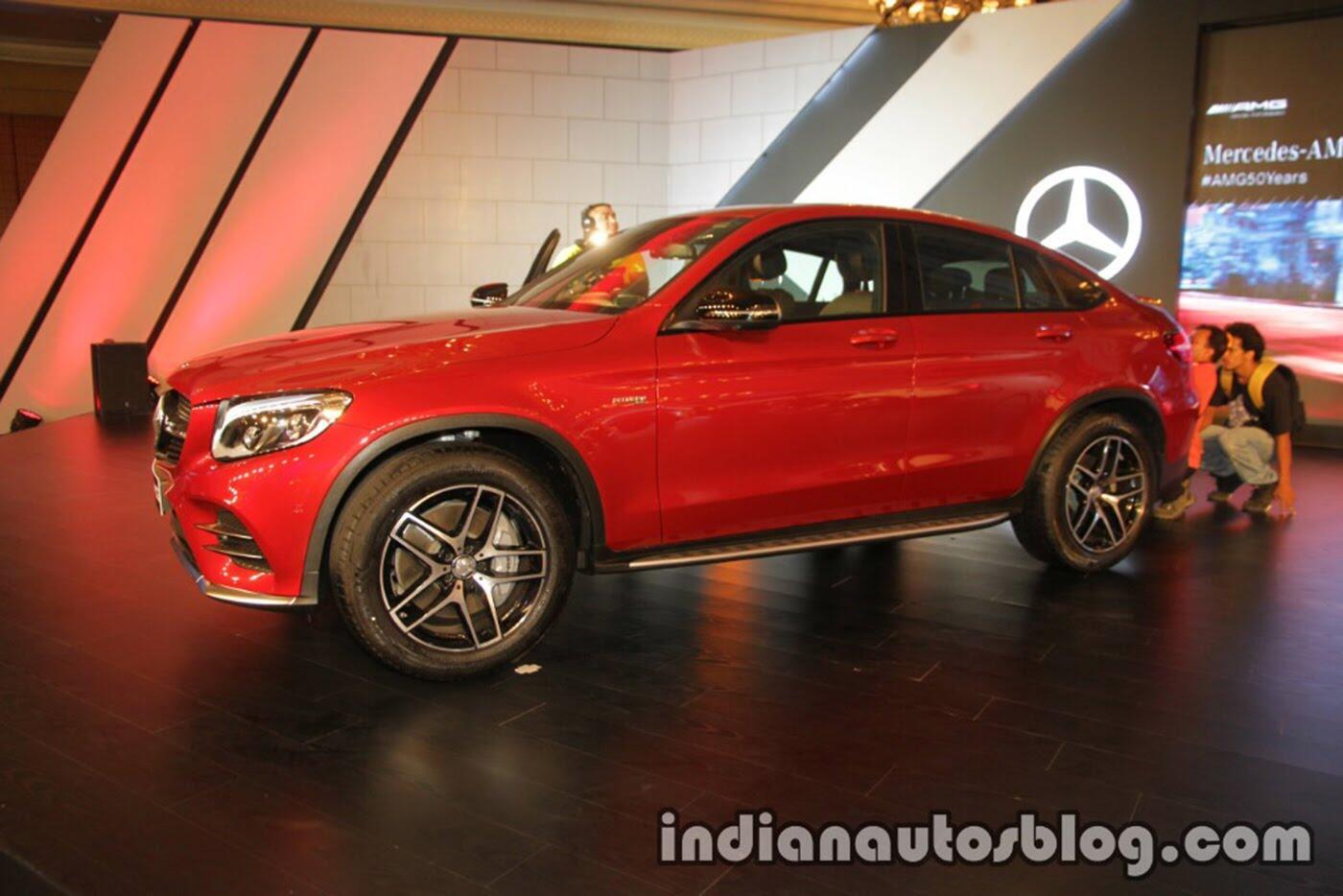 Mercedes-AMG GLC 43 4MATIC Coupe ra mắt, giá 116.000 USD - Hình 2