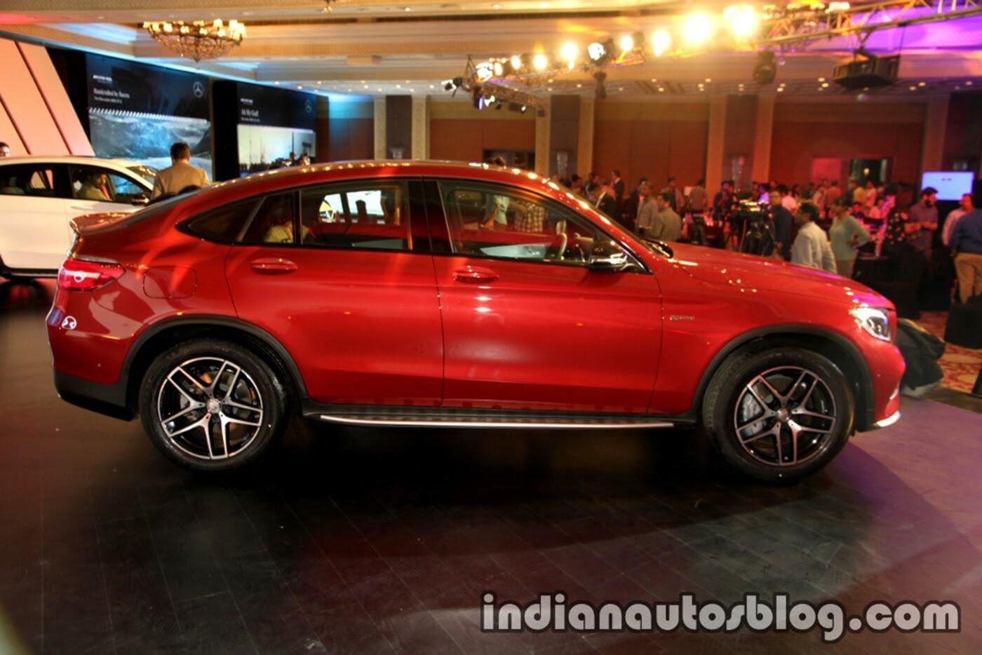 Mercedes-AMG GLC 43 4MATIC Coupe ra mắt, giá 116.000 USD - Hình 3