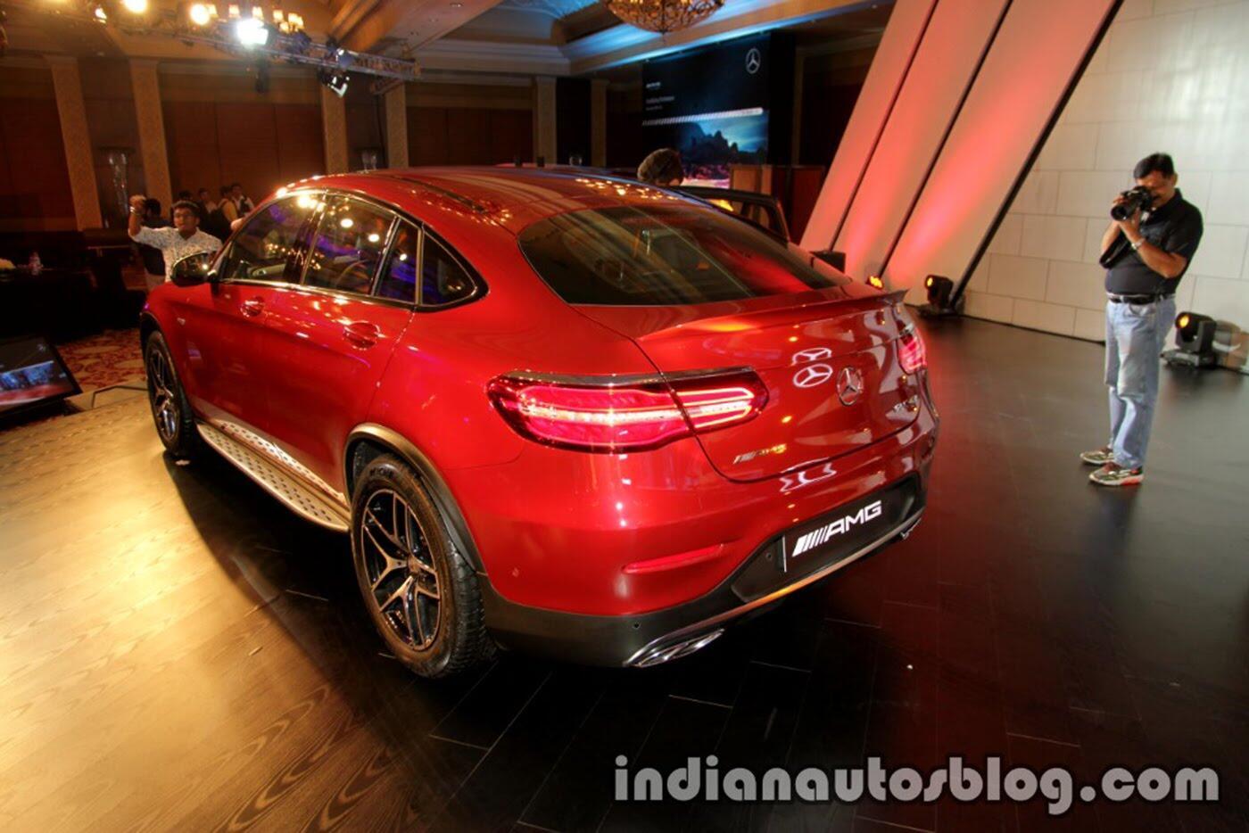 Mercedes-AMG GLC 43 4MATIC Coupe ra mắt, giá 116.000 USD - Hình 4