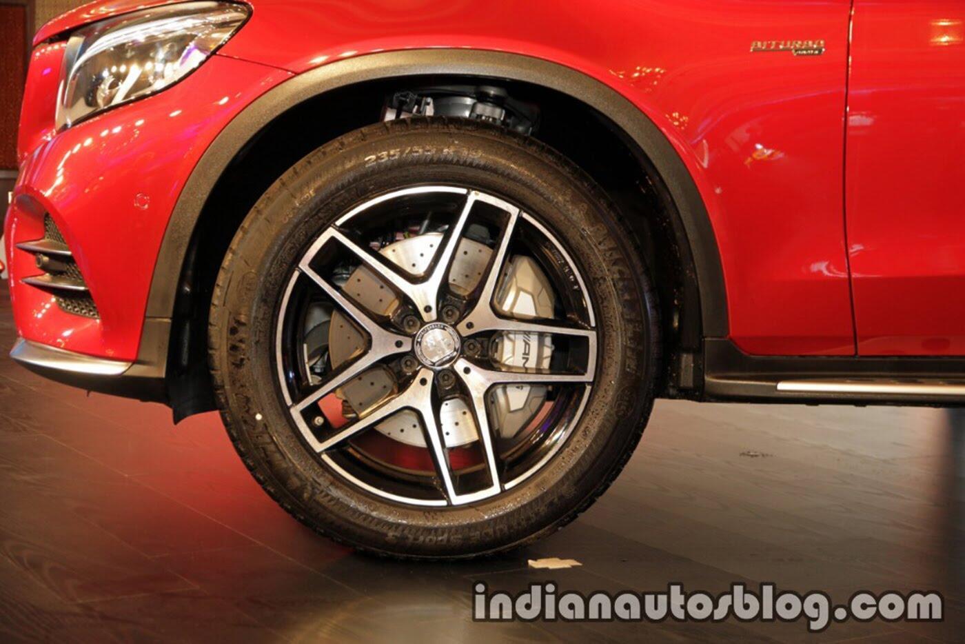 Mercedes-AMG GLC 43 4MATIC Coupe ra mắt, giá 116.000 USD - Hình 6