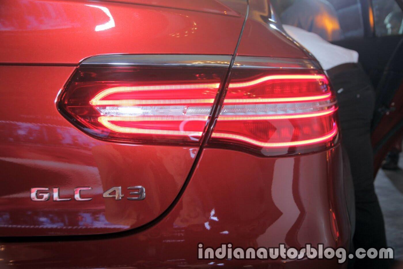 Mercedes-AMG GLC 43 4MATIC Coupe ra mắt, giá 116.000 USD - Hình 7