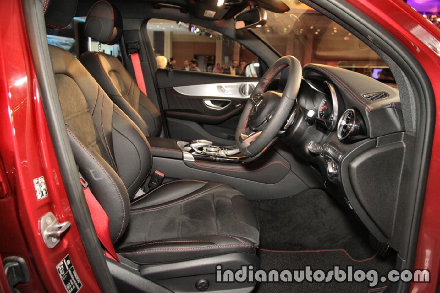 Mercedes-AMG GLC 43 4MATIC Coupe ra mắt, giá 116.000 USD - Hình 8
