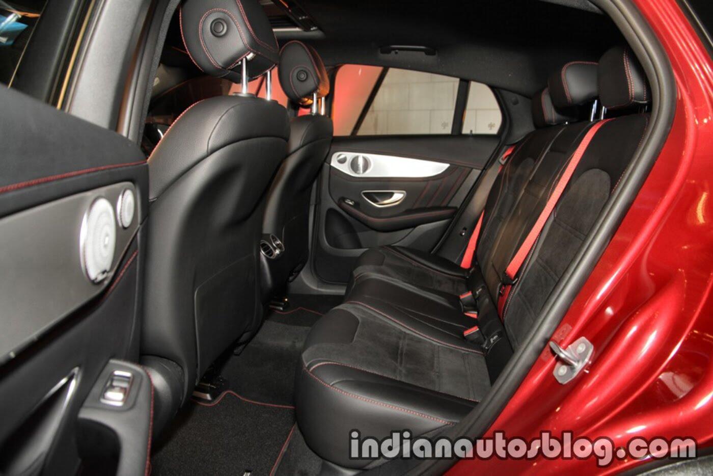 Mercedes-AMG GLC 43 4MATIC Coupe ra mắt, giá 116.000 USD - Hình 10