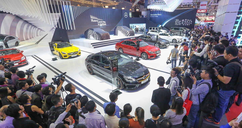 Mercedes-Benz C-Class mới sắp ra mắt thị trường Việt - Hình 1