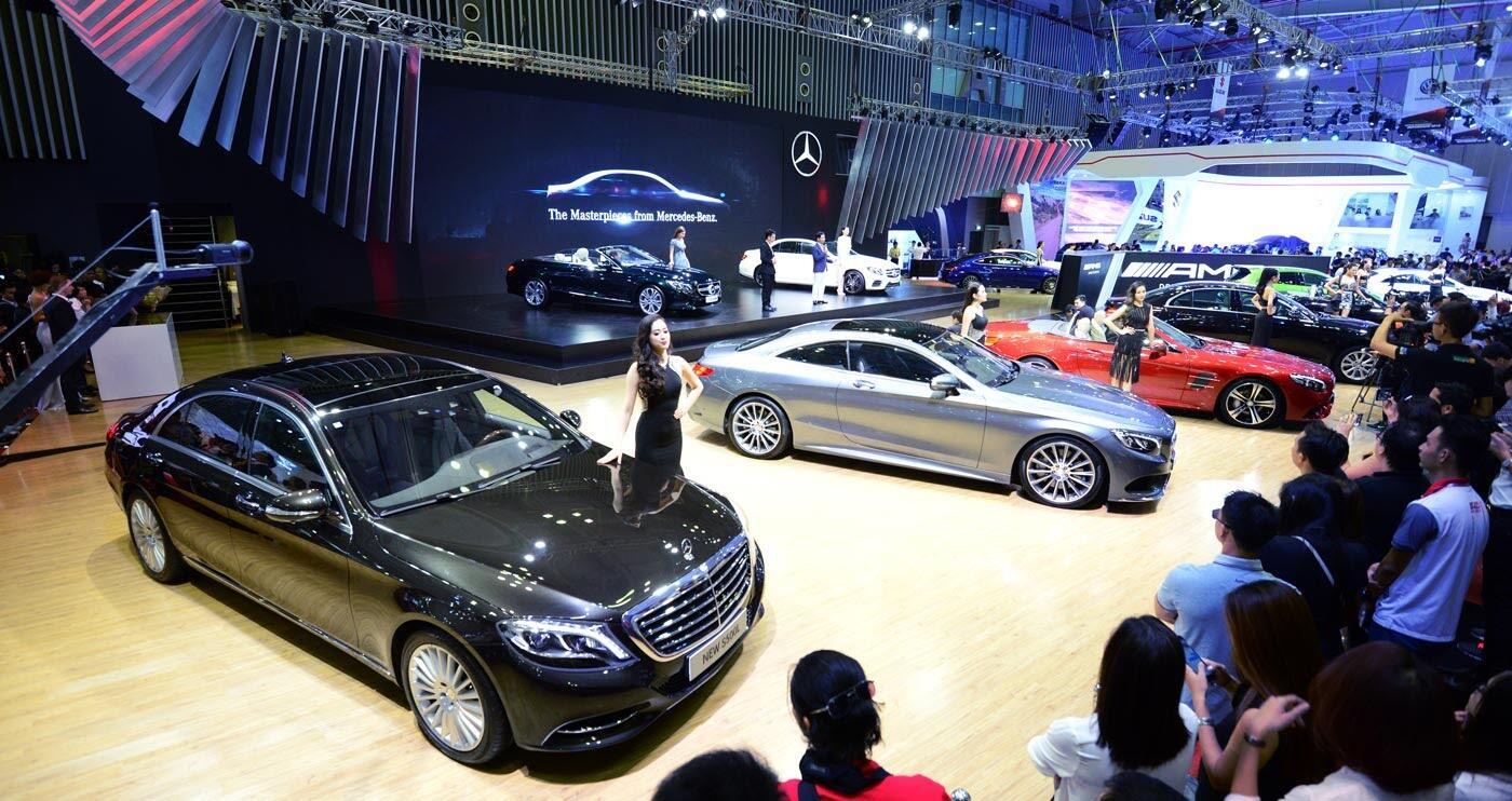 Mercedes-Benz C-Class mới sắp ra mắt thị trường Việt - Hình 2