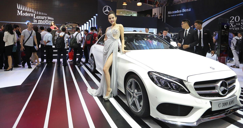 Mercedes-Benz C-Class mới sắp ra mắt thị trường Việt - Hình 3