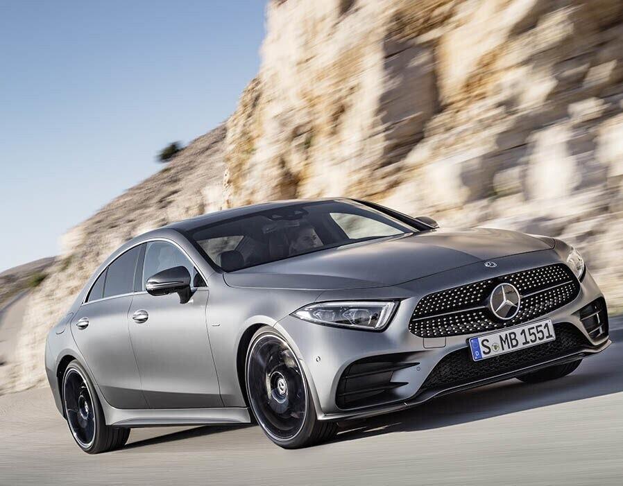 Mercedes-Benz CLS 2018 sang trọng và nhiều công nghệ - Hình 3