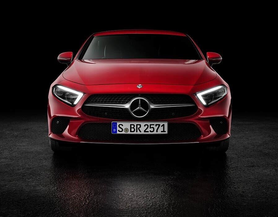 Mercedes-Benz CLS 2018 sang trọng và nhiều công nghệ - Hình 4