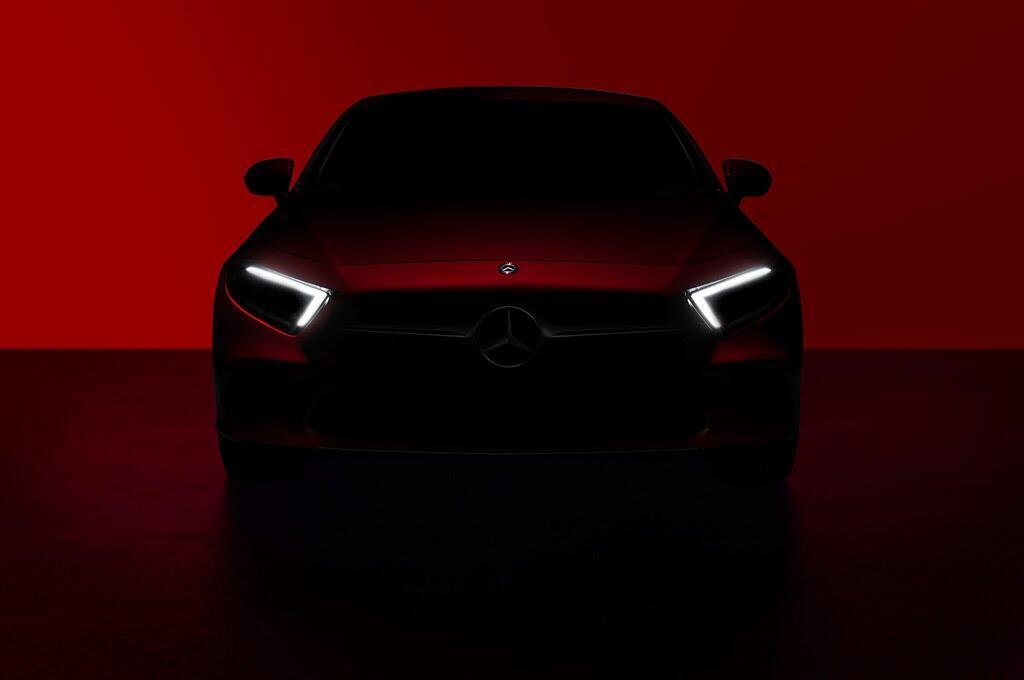 Mercedes-Benz CLS 2019 hé lộ thiết kế độc nhất - Hình 1