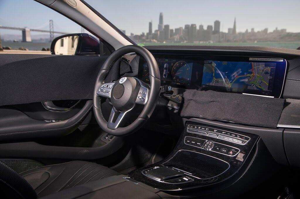 Mercedes-Benz CLS 2019 hé lộ thiết kế độc nhất - Hình 4