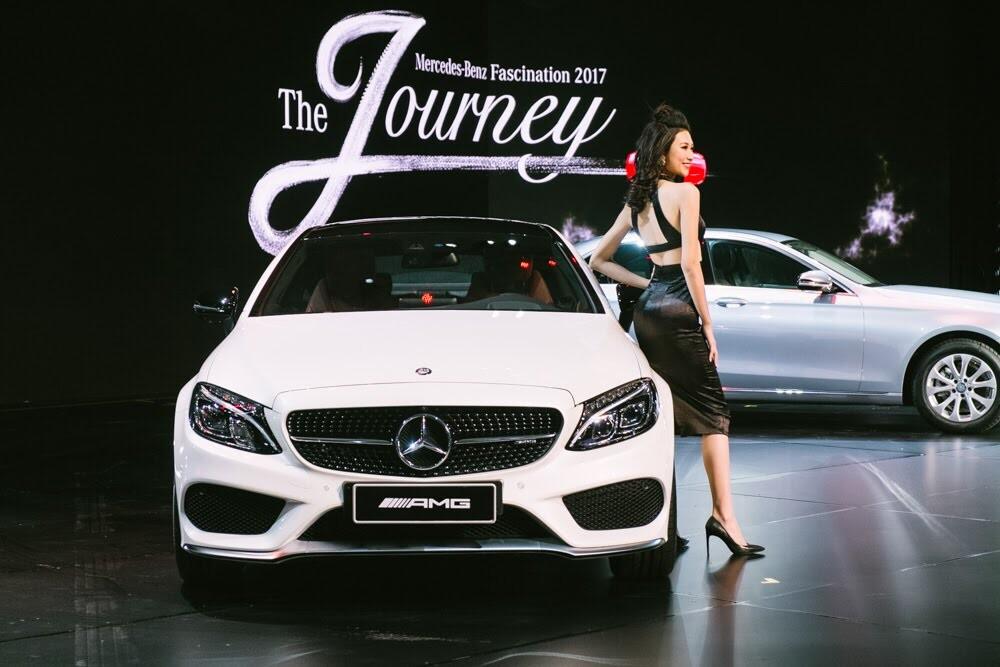 Mercedes-Benz Fascination 2017 chính thức khai màn tại Hà Nội - Hình 1