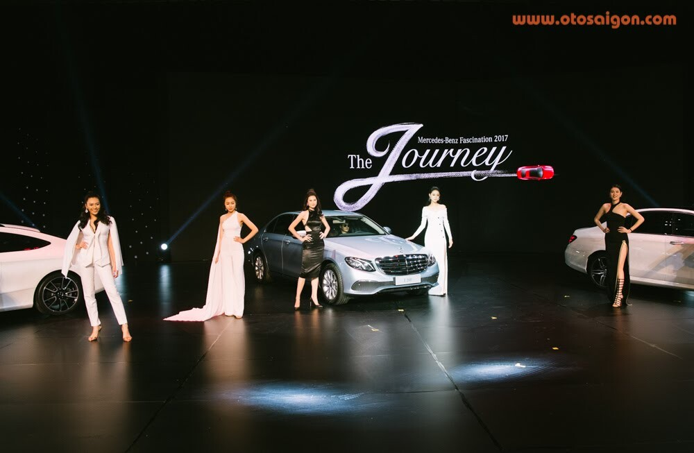 Mercedes-Benz Fascination 2017 chính thức khai màn tại Hà Nội - Hình 2