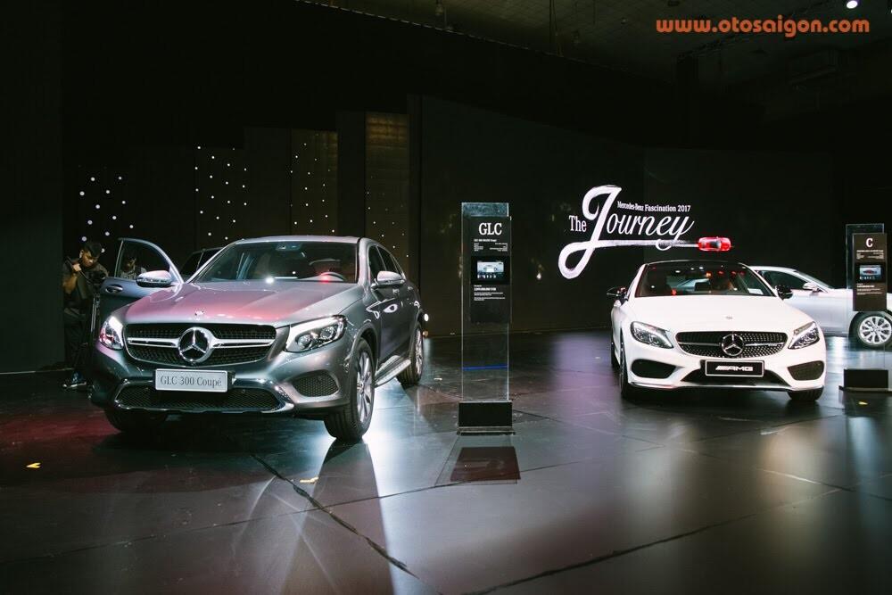 Mercedes-Benz Fascination 2017 chính thức khai màn tại Hà Nội - Hình 3