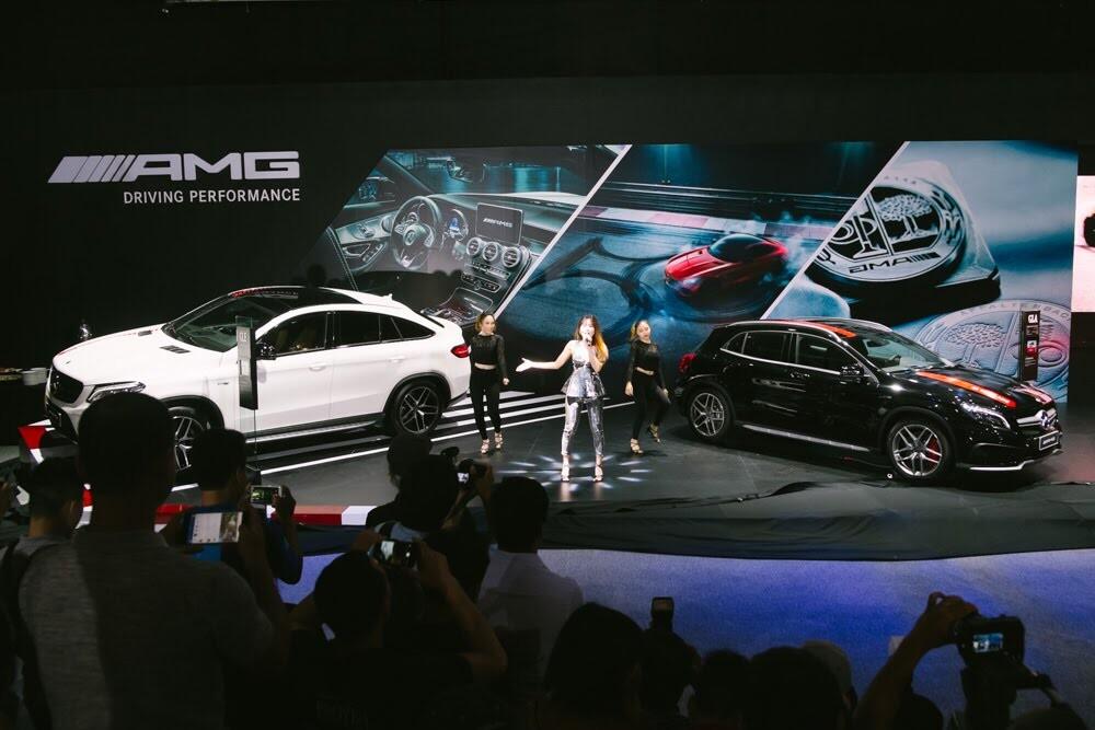 Mercedes-Benz Fascination 2017 chính thức khai màn tại Hà Nội - Hình 7