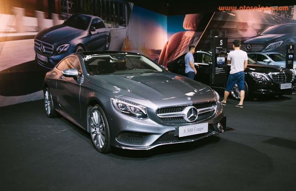 Mercedes-Benz Fascination 2017 chính thức khai màn tại Hà Nội - Hình 8