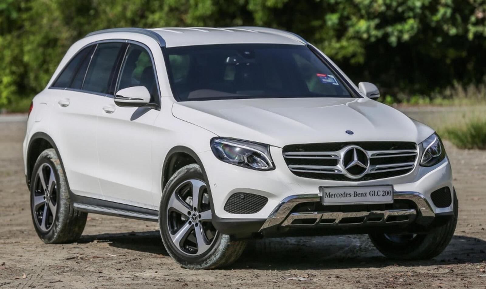 Mercedes-Benz GLC 200 có thể sẽ về Việt Nam với giá rẻ hơn - Hình 1