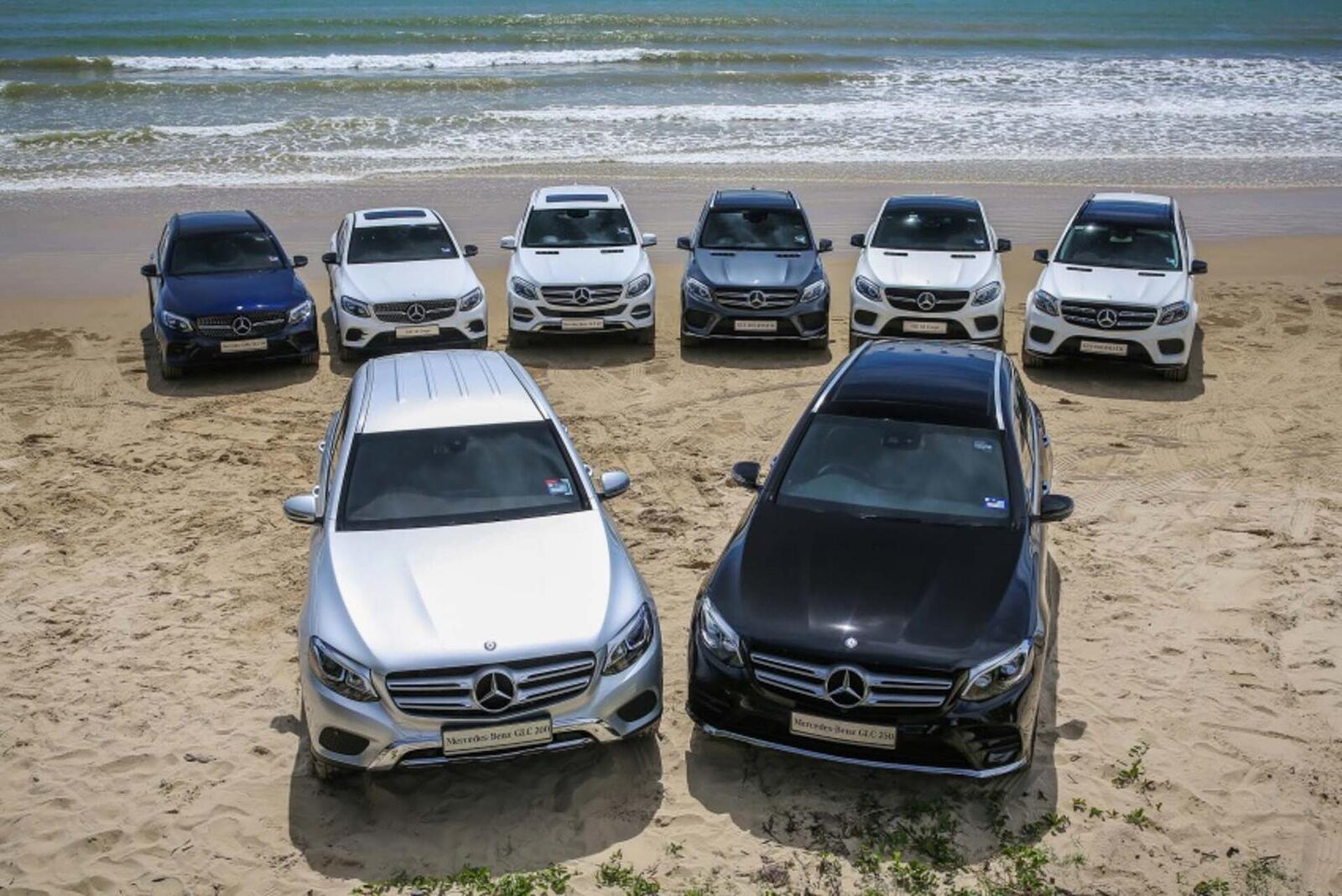 Mercedes-Benz GLC 200 có thể sẽ về Việt Nam với giá rẻ hơn - Hình 19
