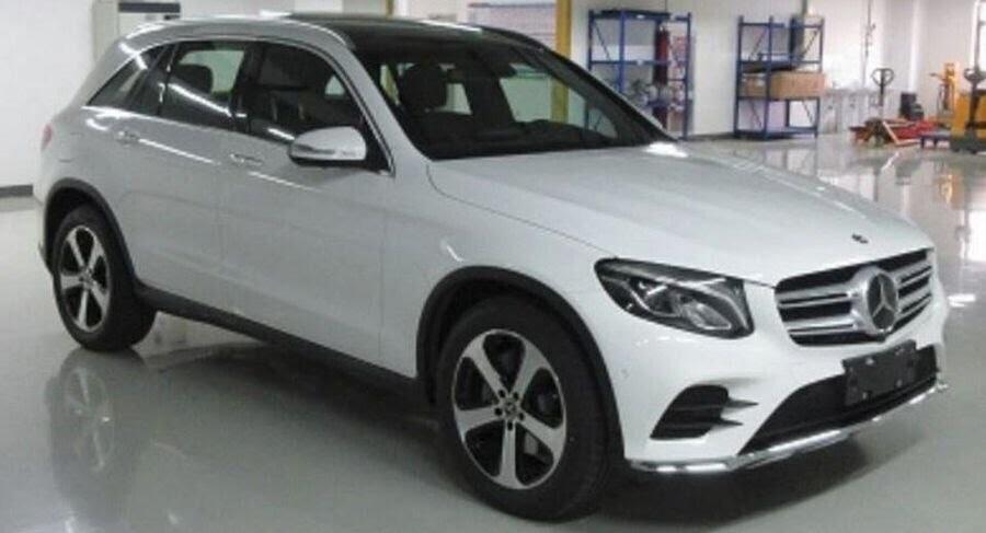 Mercedes-Benz GLC-L 2018 đã sẵn sàng ra mắt tại Trung Quốc - Hình 1