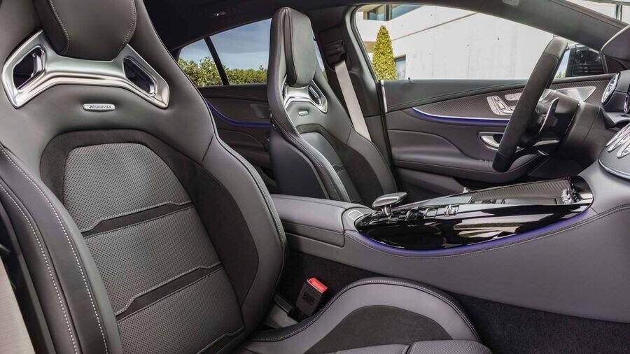Mercedes-Benz khuấy động Geneva 2018 với AMG GT 4-Door Coupe 2019 - Hình 8
