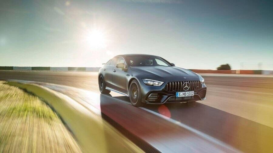 Mercedes-Benz khuấy động Geneva 2018 với AMG GT 4-Door Coupe 2019 - Hình 9