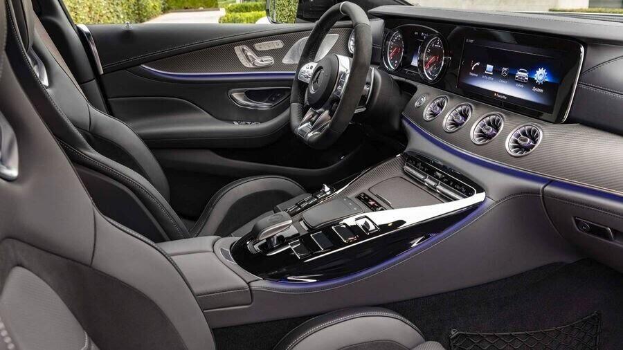 Mercedes-Benz khuấy động Geneva 2018 với AMG GT 4-Door Coupe 2019 - Hình 15