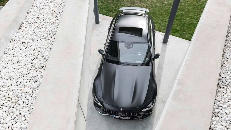 Mercedes-Benz khuấy động Geneva 2018 với AMG GT 4-Door Coupe 2019 - Hình 16