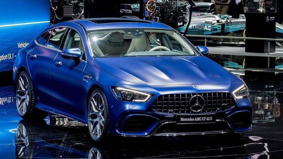 Mercedes-Benz khuấy động Geneva 2018 với AMG GT 4-Door Coupe 2019 - Hình 18