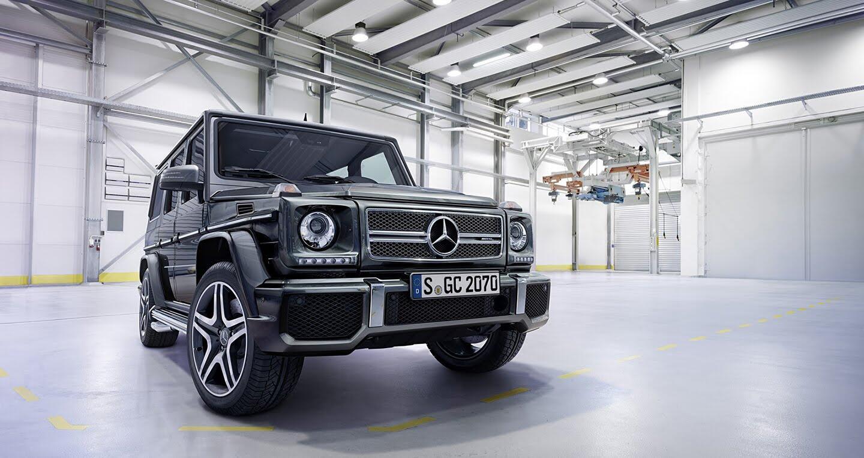 """Mercedes-Benz quyết """"trung thành"""" với động cơ V12 - Hình 3"""