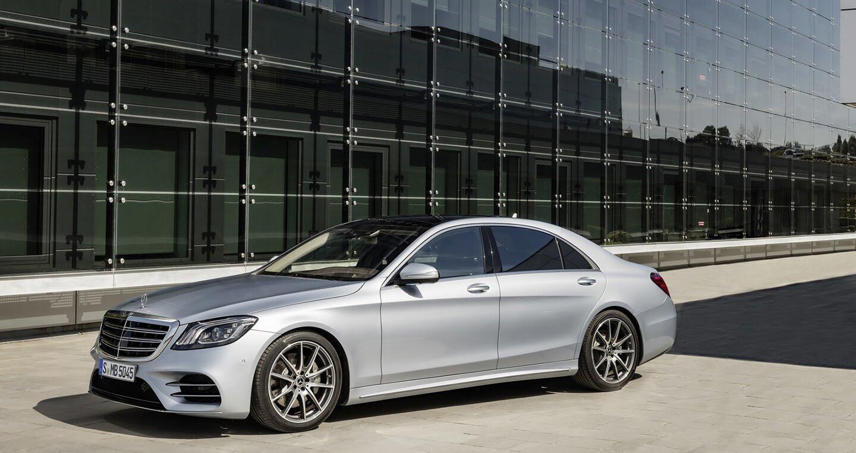 """Mercedes-Benz quyết """"trung thành"""" với động cơ V12 - Hình 4"""