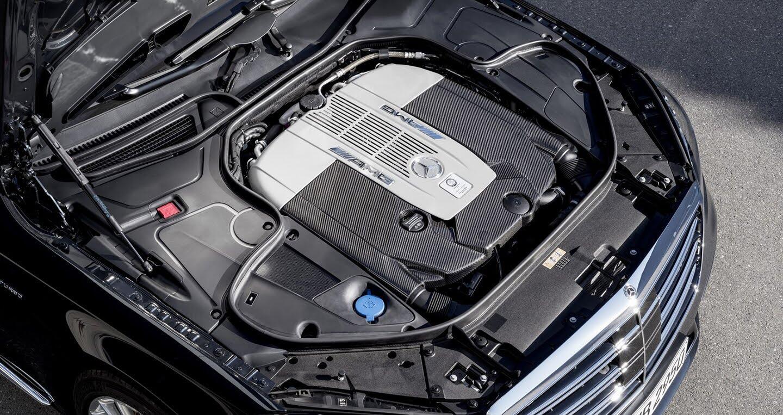 """Mercedes-Benz quyết """"trung thành"""" với động cơ V12 - Hình 6"""
