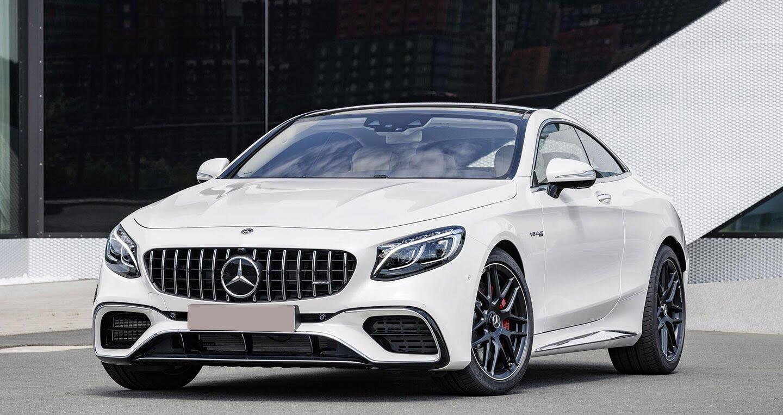 Mercedes-Benz S-Class Coupe 2018 chính thức lộ diện - Hình 1