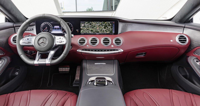Mercedes-Benz S-Class Coupe 2018 chính thức lộ diện - Hình 5