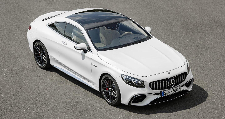 Mercedes-Benz S-Class Coupe 2018 chính thức lộ diện - Hình 6