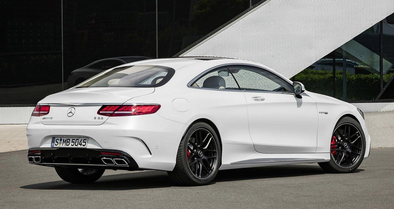Mercedes-Benz S-Class Coupe 2018 chính thức lộ diện - Hình 8