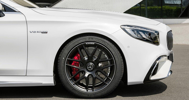 Mercedes-Benz S-Class Coupe 2018 chính thức lộ diện - Hình 9