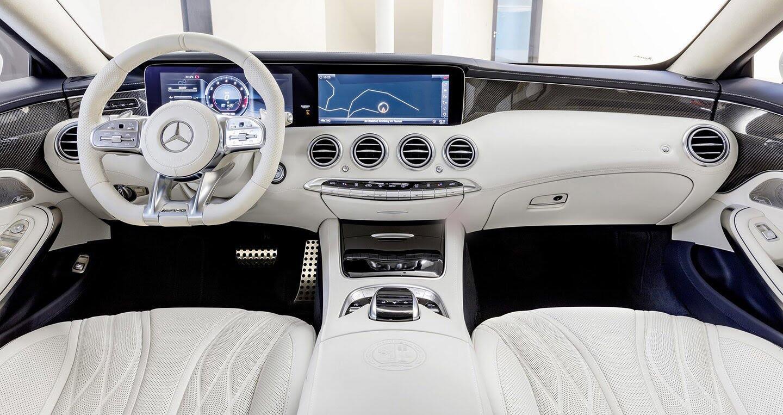 Mercedes-Benz S-Class Coupe 2018 chính thức lộ diện - Hình 10