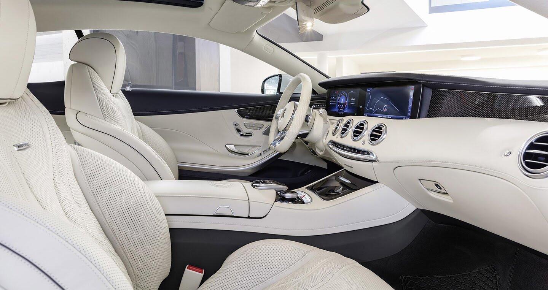 Mercedes-Benz S-Class Coupe 2018 chính thức lộ diện - Hình 11
