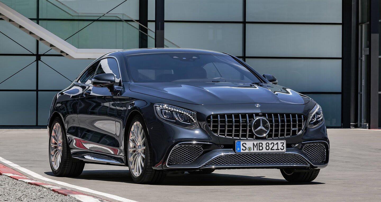 Mercedes-Benz S-Class Coupe 2018 chính thức lộ diện - Hình 13