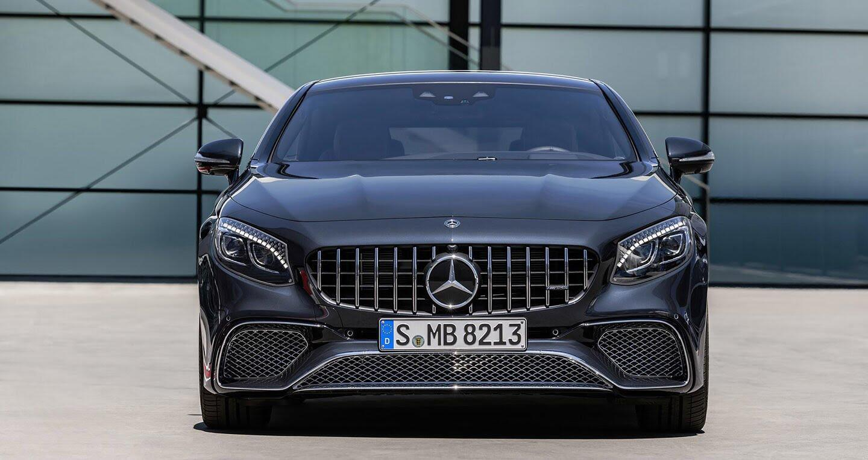 Mercedes-Benz S-Class Coupe 2018 chính thức lộ diện - Hình 14