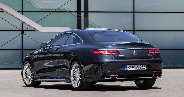 Mercedes-Benz S-Class Coupe 2018 chính thức lộ diện - Hình 15
