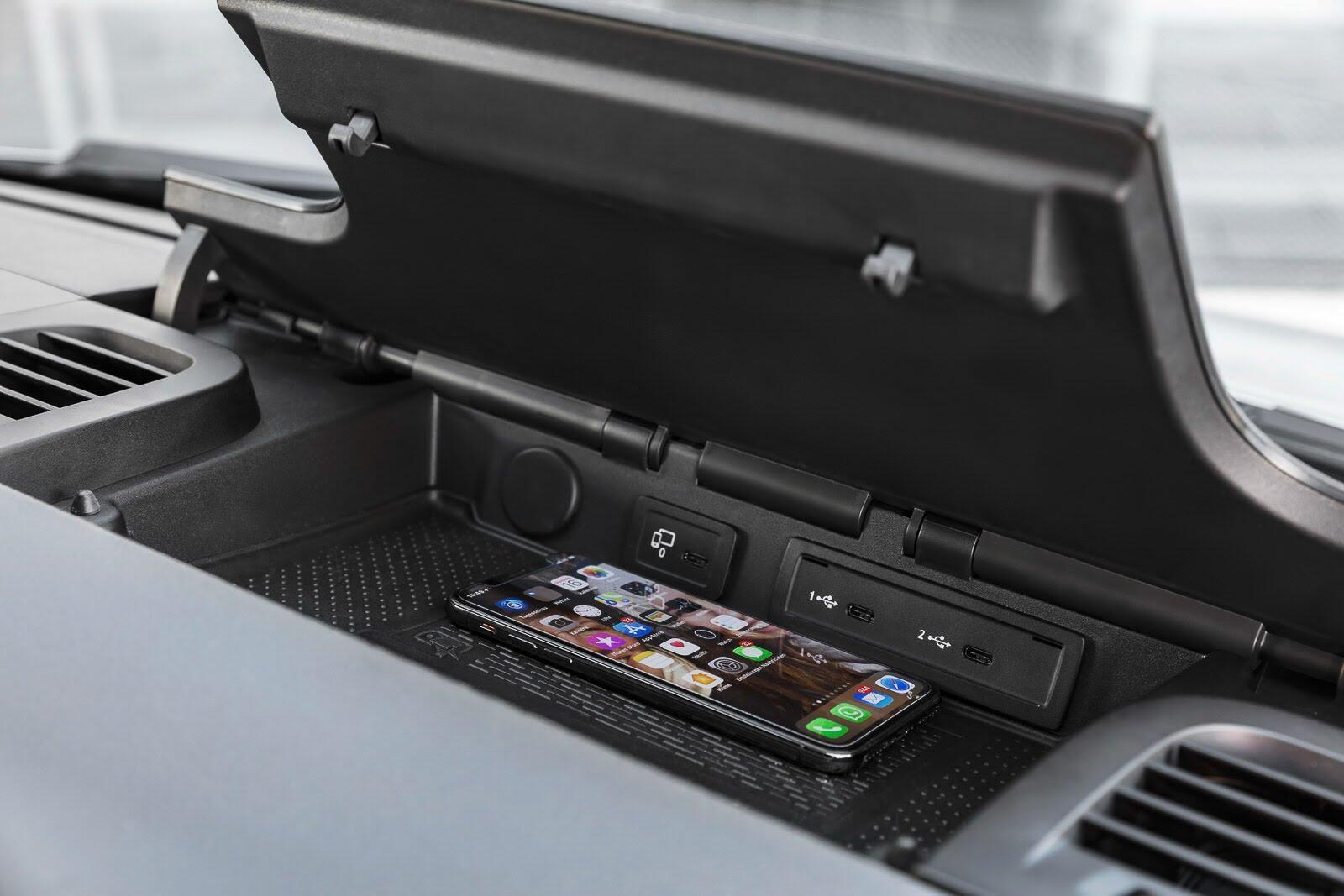 Mercedes-Benz Sprinter 2018 chính thức ra mắt: cỗ máy công nghệ và kết nối - Hình 20
