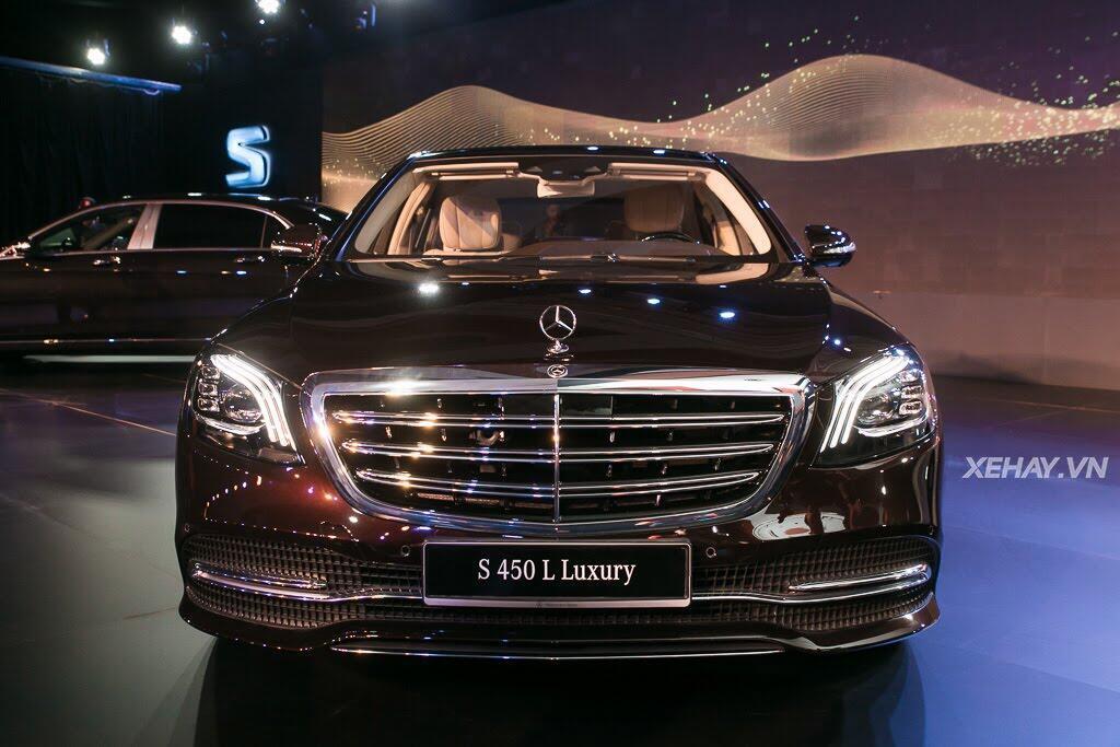 Mercedes-Benz Việt Nam chính thức trình làng S-Class 2018, giá từ 4,2 tỷ đồng - Hình 2