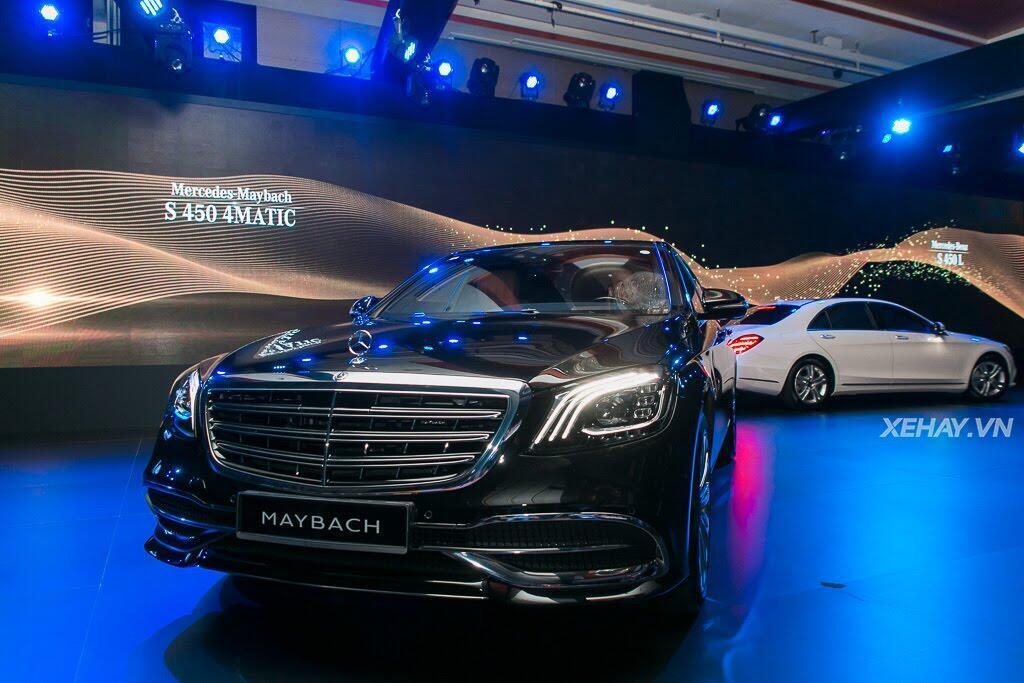 Mercedes-Benz Việt Nam chính thức trình làng S-Class 2018, giá từ 4,2 tỷ đồng - Hình 3