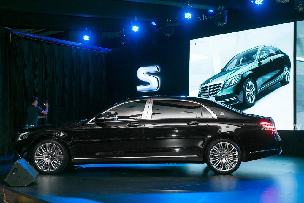 Mercedes-Benz Việt Nam chính thức trình làng S-Class 2018, giá từ 4,2 tỷ đồng - Hình 4